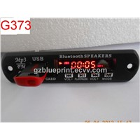 mp3 module with led display, panel, usb, sd, bluetooth, fm radio, aux