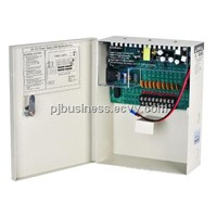multi CCTV surveillance power supply 12V10A 9ch output