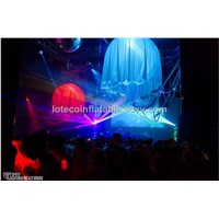 new LED inflatable jellyfish ball for event decoration