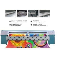 outdoor solvent printer Challenger FY-3208T