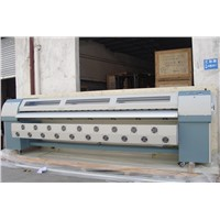 outdoor solvent printer Challenger FY 3278N