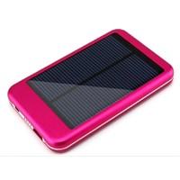 portable solar power mobile phone/cellphone ipone ipad charger
