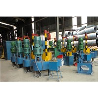 pulley type annealing wire production line