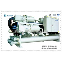 screw Type Water Cooled Chillers