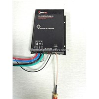 solar charge controller for solar street light monitoring system
