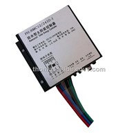 solar wind charge controller for solar wind street light monitoring system