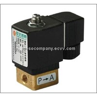 solenoid valve(DN1.5-3mm)-zero pressure start and sophisticated appearance