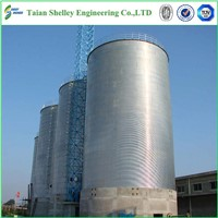 soybean storage steel silo for sale