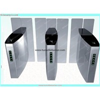 speed gate /access control,pedestrian traffic barrier turnstile
