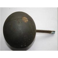 supply chrome casting grinding ball from China
