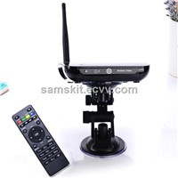 the Newest Android TV Box 4.4,RK3188 Quad Core,MIC,2G 8G, WiFi,Remote Control,Bracket