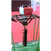 two stroke hole digger with 80mm diameter head cheap price