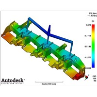use moldflow to assist mold design