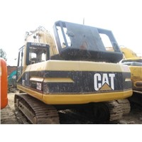 used caterpillar crawler excavators CAT325B original, used hydraulic crawler excavator CAT 325B