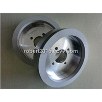 vitrified bond grinding wheel for machining PCD&PCBN tool