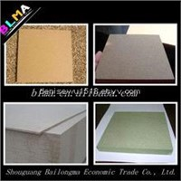waterproof melamine mdf board factory