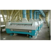wheat flour milling machine