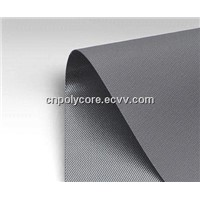 office window curtain material  (Heating Reflective Fabric as screen)