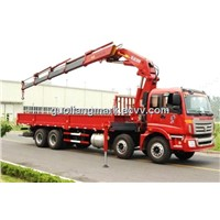 sell/BUY CHINA MACHINE KNUCKLE BOOM CRANE 16TON NEW PROMOTION Uganda/Ethiopia/Chad/Sudan