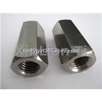 titanium long nut