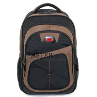 Nylon/Polyster School Bags for Computer Laptops Sports Travelling Shoulder Backpacks