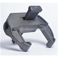 Casting for construction and building (wedge lock)