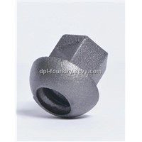 Casting for mining equipment (special nut)