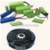 ni-mh battery pack for vacuum cleaner aga