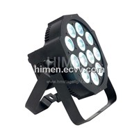 12x10W Quad Slim LED Par Light (PM12)