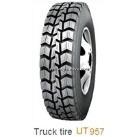 315/80R22.5 off road pattern radial truck tires