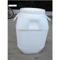 50L HDPE blow molding large barrel / oil drum / oil tank