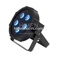 5x15W 5in1 Wireless Dmx Slim LED Flat Par Can (P252)