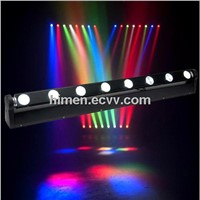 8x10W Cree LED Moving Beam Bar