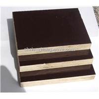 18mm Cheap Price Brown Film Faced Plywood, Black Film, Formwork