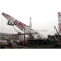 Compound Electric Drilling Rig
