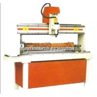 Cylinder CNC Carving Machine for wood desk legs