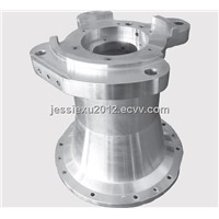 HCH pump parts steel precision castings