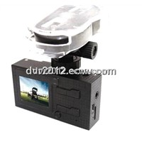 HD 720P car dvr recorder car black box dash cam with 120 degree wide angle lens/GPS