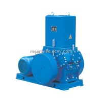 H-150 Rotary Piston Vacuum Pump for vacuum crystallization