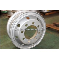 High quality truck steel wheel,steel truck wheel