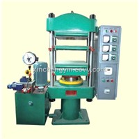Laboratory Rubber Plate Vulcanizing Machine/ rubber molding press