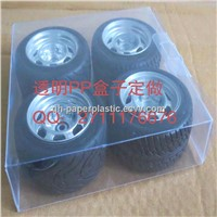 QH-BOX001 Clear PVC Box/PVC Box for Car wheel Packing/PVC Packing Box
