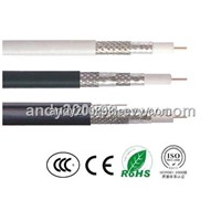 RG6 Coaxial Cable (Antenna Cable RG6),Cabo Coaxial RG6, Cable Coaxial RG6
