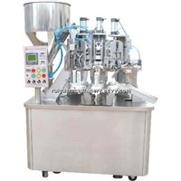 RYFS-50 series of auto filling and sealing machines