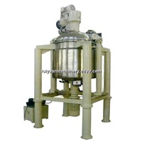 RYVP series bottom homogeneous & vacuum Paste-making machine