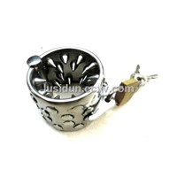 Stainless steel Kali's Teeths Ring Male Chastity Device /Ring CD-0029