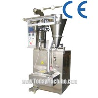 0-100g Powder sachet form fill seal machine with auger filler