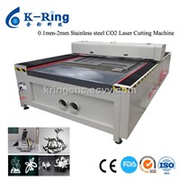 0.1mm-2mm stainless steel CO2 Laser Cutting Machine