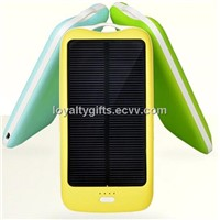 10000mah solar power bank with factory price