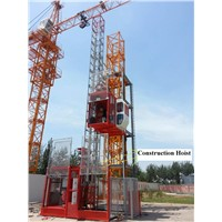 1000kgs SC100 Single Cage Construction Hoist